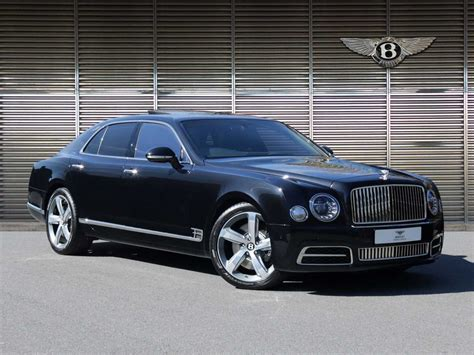 Bentley Mulsanne Used Car For Sale In Knutsford