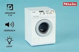 Waschmaschine Maße Miele : miele waschmaschine miniatur 1 12 f r puppenhaus theo ~ Michelbontemps.com Haus und Dekorationen