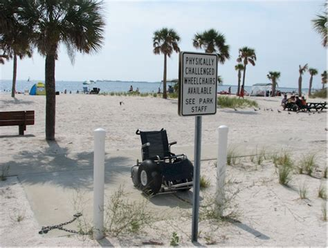 florida disabled outdoor activities wheelchair vans