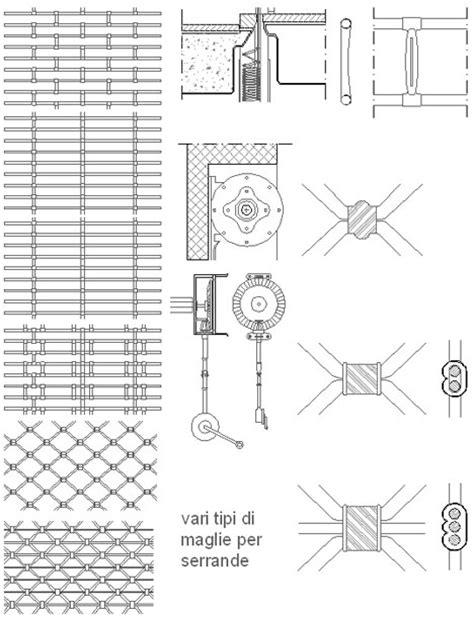 Portone Sezionale Dwg by Sistemi Di Isolamento Termico Dwg Portone Sezionale
