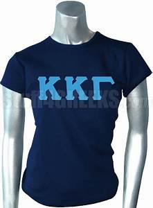 kappa kappa gamma screen printed t shirt with greek With kappa kappa gamma letter shirts