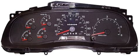auto manual repair 1987 ford laser instrument cluster dorman oem remanufactured instrument clusters 599 610 free shipping on orders over 99 at