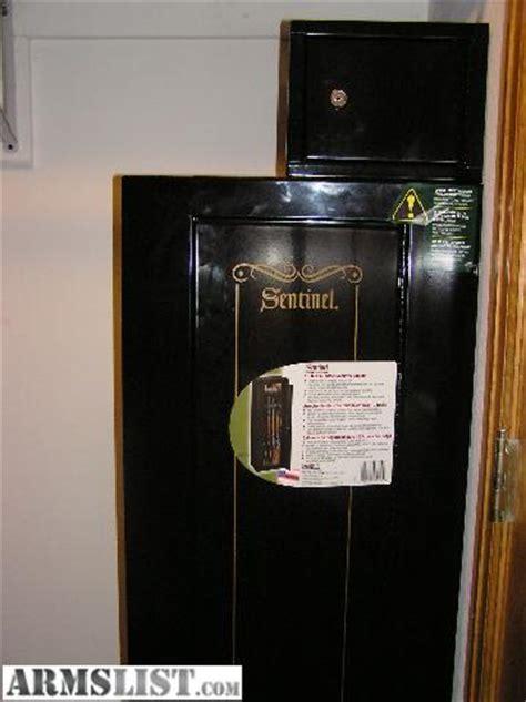 sentinel gun cabinet accessories armslist for sale stack on brand sentinel 10 gun all