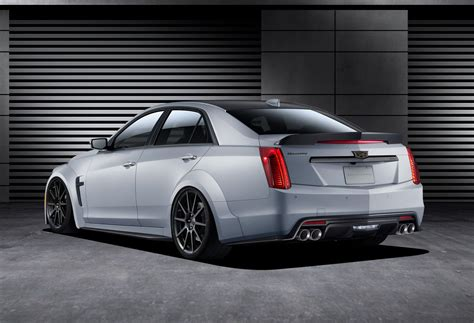 official  hennessey cadillac cts  gtspirit