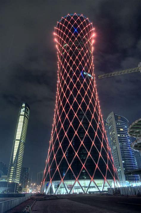 Futuristic Architecture And Design Aspire Tornado Tower