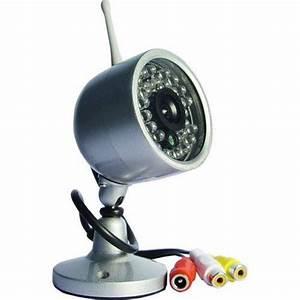 Camera De Surveillance Sans Fil : camera sans fil pour r cepteur 2 4 ghz ~ Dailycaller-alerts.com Idées de Décoration