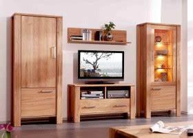 Wohnwand Holz Massiv : massivholz wohnwand als set bestehend aus mehreren teilen ~ Yasmunasinghe.com Haus und Dekorationen