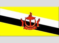 Flag of Brunei Bruneian Flag Brunei's Flag