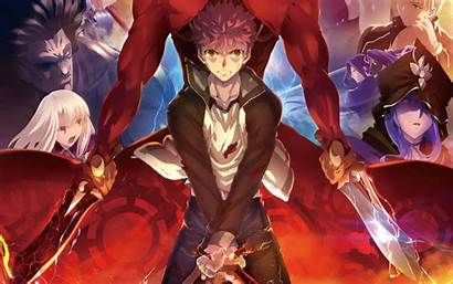 Fate Unlimited Stay Blade Works Night Archer