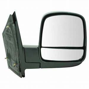 Side Mirror Manual Passenger Right Rh For 08