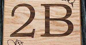 oak house number sign letters left unpainted font With wooden house numbers and letters