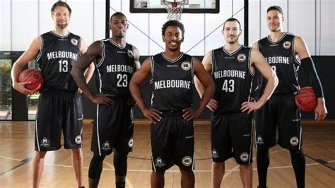 Melbourne Line Up by Is This The Best Nbl Starting Line Up News Au