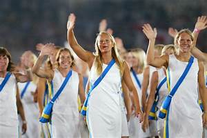 Olympic sweden jersey sky blue