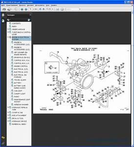 Takeuchi Tb135 Wiring Diagram