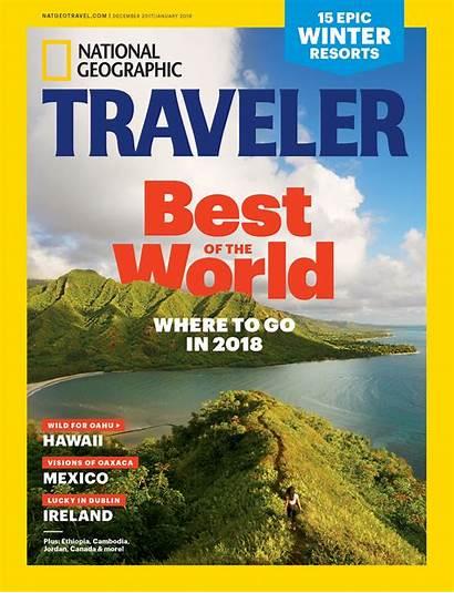 Geographic National Traveler Magazines Travel Magazine December