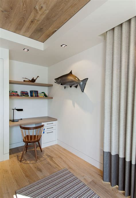built  desk interior design ideas