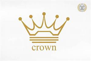 Royal Crown Logo Design | Premium ~ Logo Templates ...