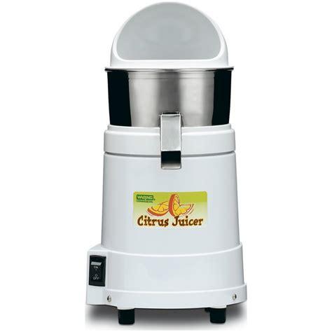 Waring Commercial Citrus Juicer Orange Juicer Jc4000