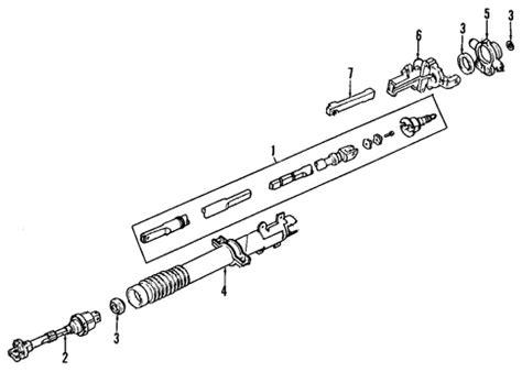 Steering Column For Ford Ranger
