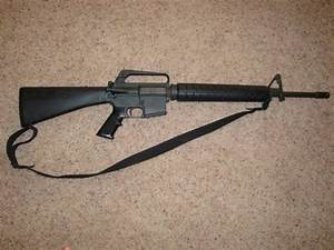 Colt Ar-15 A2 Sporter 2 For Sale At Gunauction Com
