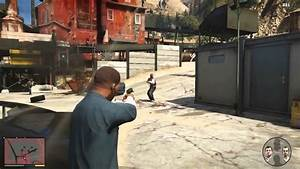 Grand Theft Auto V - GTA 5 Official Gameplay Video HD ...