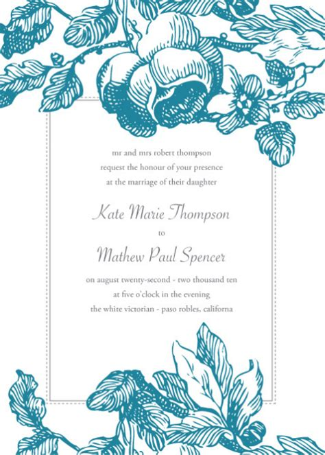 wedding invite template download free wedding invitation card templates download