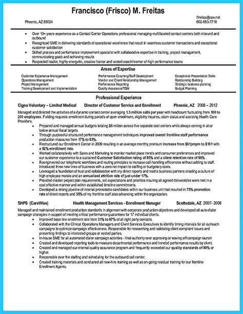 Uwo Resume Center by Impressing The Recruiters With Flawless Call Center Resume