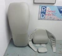 Dental Chair Upholstery Kits by Upholstery Pre Owned Dental Inc