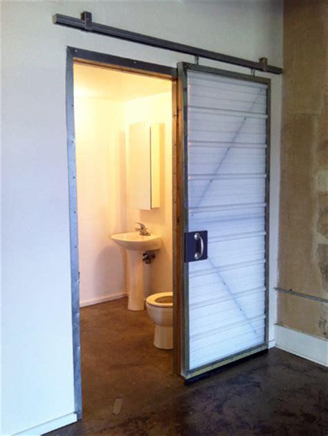 glass barn doors  closet  newest style  bathroom