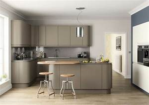 meuble couleur taupe With meuble cuisine couleur taupe