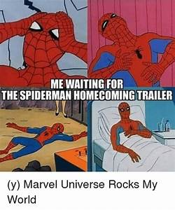 25 Best Memes About Spiderman Homecoming Trailer