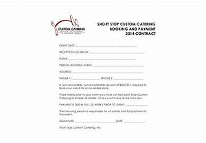 15  Food Service Contract Templates For A Restaurant  Cafe