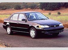 199802 Toyota Corolla Consumer Guide Auto