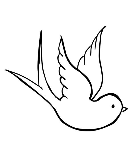 Dove Coloring Page Dove Coloring Page Federalgrantsource