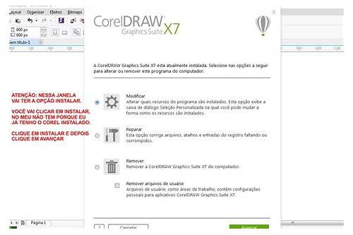 baixar corel draw x6 versão de avaliação