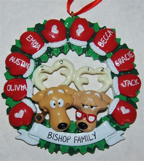 Beautiful Personalized Christmas Ornaments