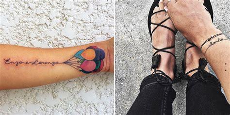 le tatouage prenom en  inspirations cosmopolitanfr