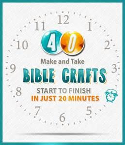 Old Testament Bible Crafts for Kids