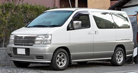 Nissan Elgrand Picture by 1999 Nissan Elgrand E50 Pictures Information And