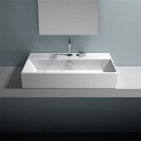 Kitchen Buffets Furniture - catalano premium 70 washbasin central taphole rogerseller