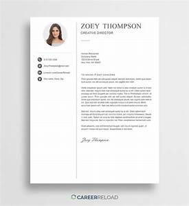 Free photoshop cover letter templates free download for Free creative cover letter templates
