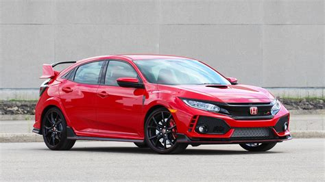 Civic Type R by 2017 Honda Civic Type R Drive Boy Racer All Grown Up