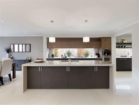 metricon homes  linen caesarstone kitchens