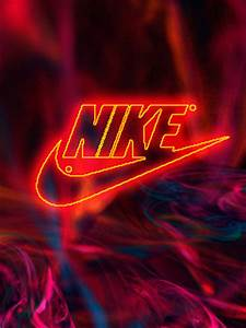 The gallery for Neon Nike Sign Wallpaper
