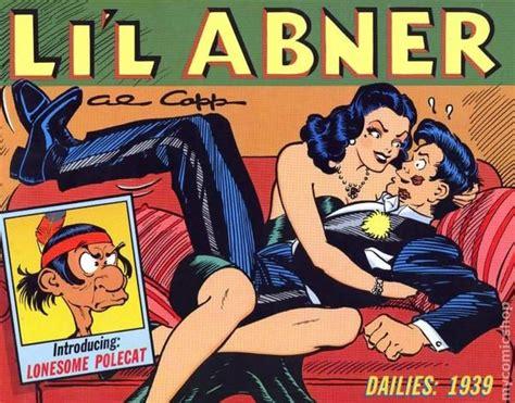 Li'l Abner Dailies Hc (1988-1998 Kitchen Sink) Comic Books