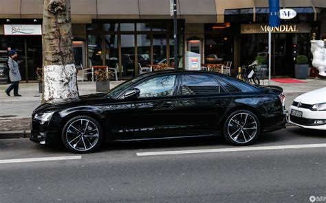 Audi S8 D4 Plus 2016 - 6 January 2018 - Autogespot