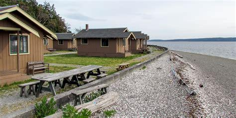 cabins in washington cama state park cabins lodging in washington