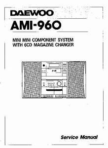Daewoo  U2013 Diagramasde Com  U2013 Diagramas Electronicos Y