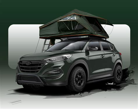 The Hyundai Adventuremobile W Off Road Wheels And Tires