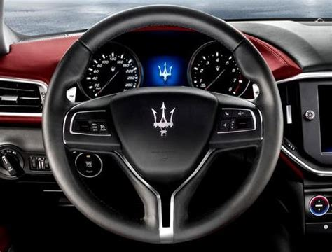 steering wheel    maserati ghibli torque news